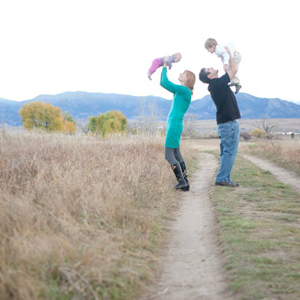 Thornton Infant, Kids, and Family Photographer | Michele Schanker | 303.242.7268 bio picture